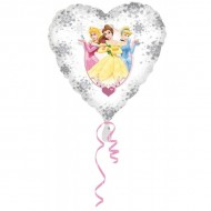 Balon folie transparenta Princess