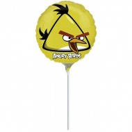 Balon mini folie Yellow Bird - Angry Birds