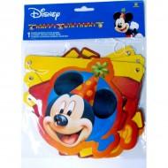Banner litere Happy Birthday Mickey Balloons
