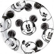 Farfurii 23cm Mickey Faces
