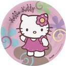 Farfurii Hello Kitty Bamboo 18 cm