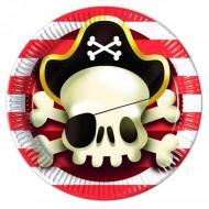 Farfurii Pirati