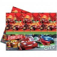 Fata de masa Cars Neon