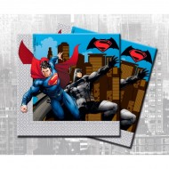 Servetele Superman vs Batman