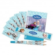 Set party rechizite Frozen Ice Skating 20 piese