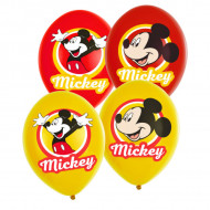 Baloane Mickey Mouse latex