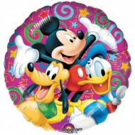 Balon folie 45 cm Mickey Disney Celebration