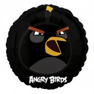 Balon folie Angry Birds - Black Bird