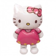 Balon mare Hello Kitty