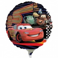 Balon mini folie Cars McQueen