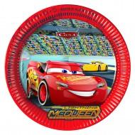 Farfurii Cars 3 23 cm