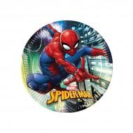 Farfurii Spiderman Team Up