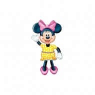 Folie Figurina Airwalkers Minnie Mouse