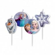 Lumanari figurine Frozen