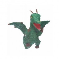 Pinata Dragon Verde
