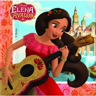 Servetele party Elena din Avalor