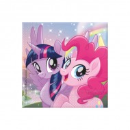 Servetele Pinkie Pie Twilight Sparkle