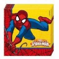 Servetele Spiderman
