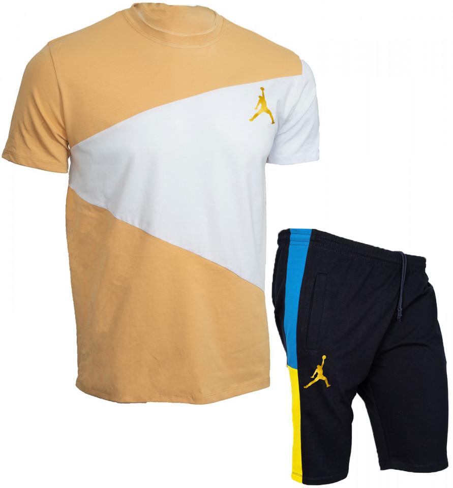 Compleu barbati tricou + pantaloni scurti TM28