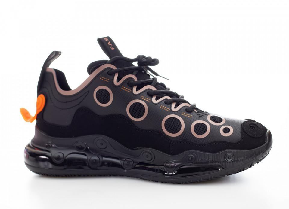 Adidasi barbati Chain Dots negri A5