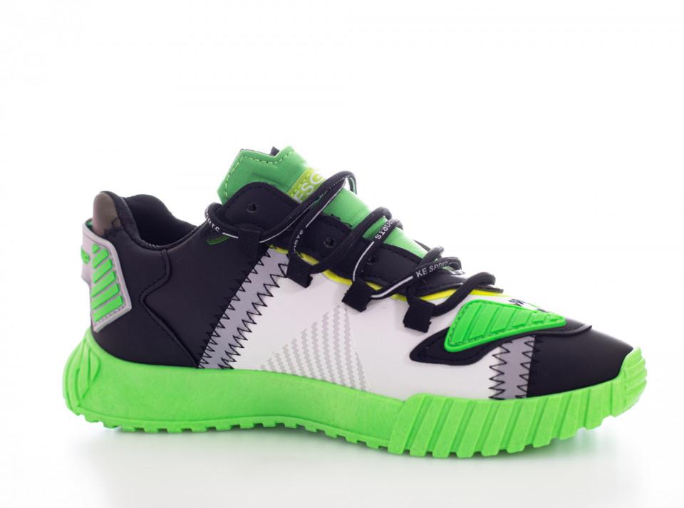 Adidasi barbati DG8 verde A7