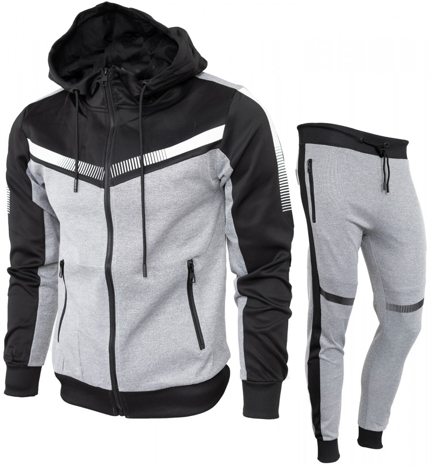 Trening barbati slim fit T8