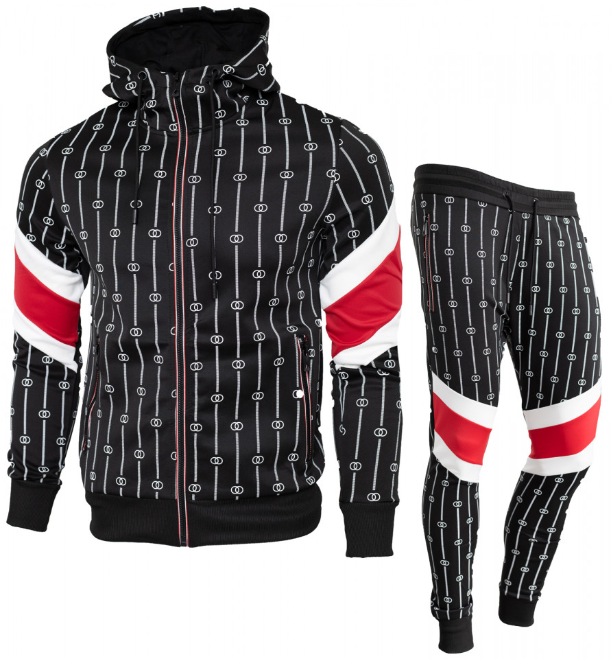 Trening barbati slim fit ZR48