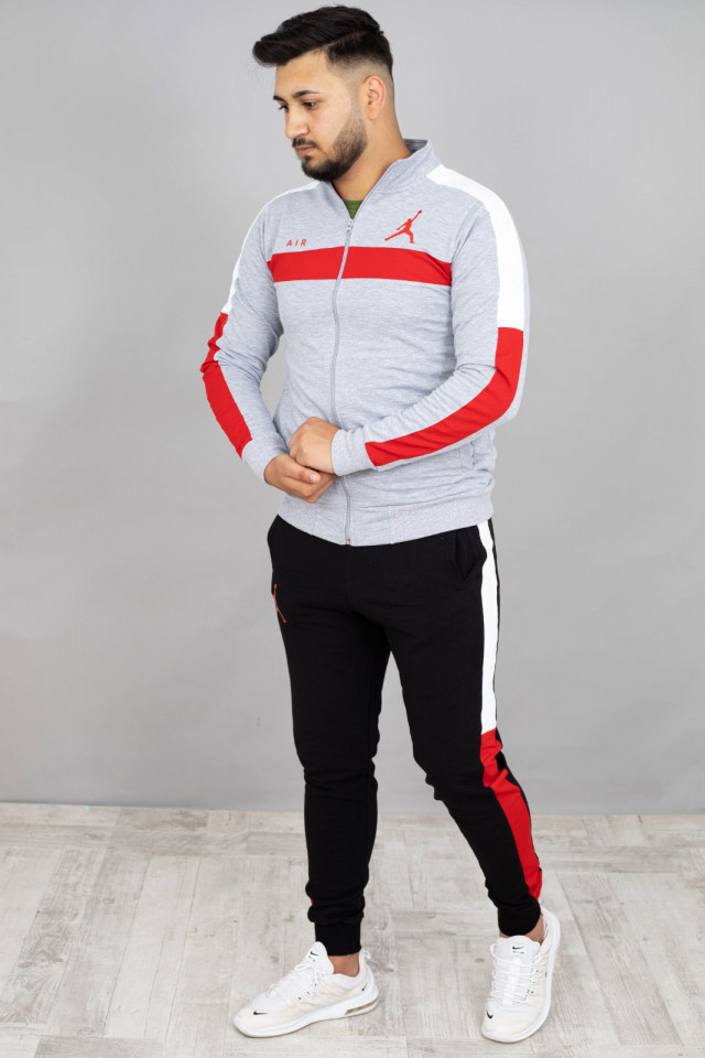 Trening bumbac slim fit M16
