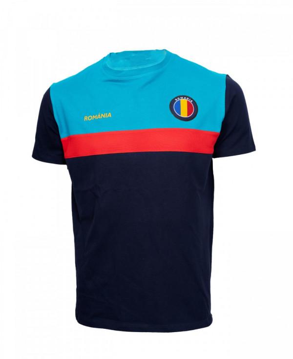 Tricou barbatesc Romania model N25