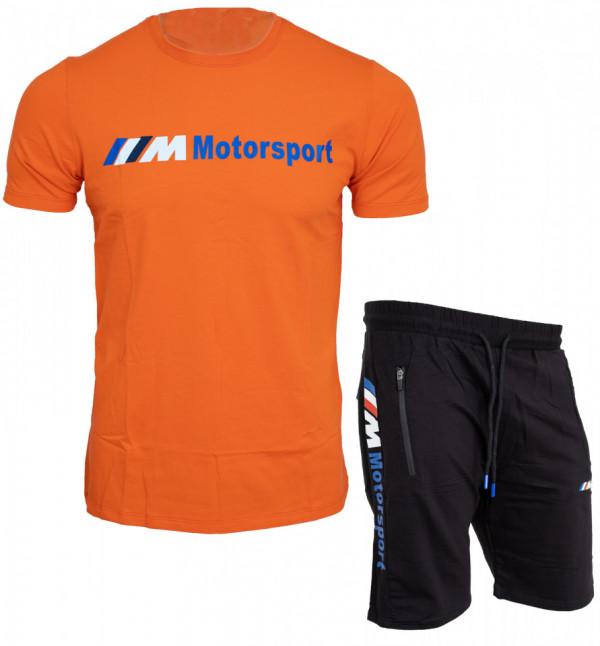 Compleu barbati tricou + pantaloni scurti TM17