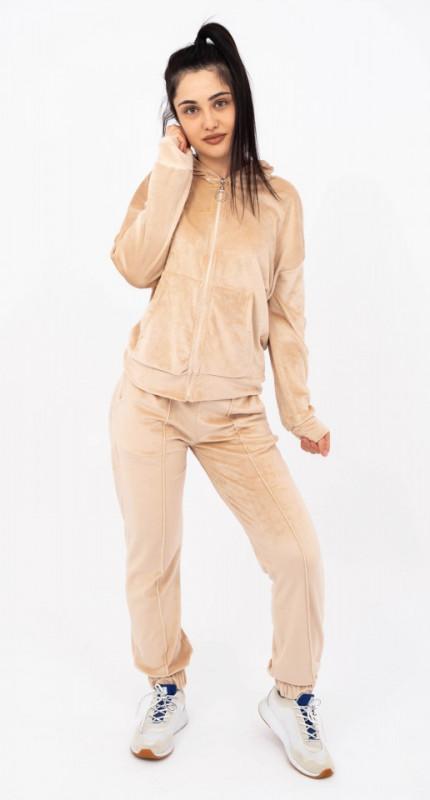 Trening catifea dama fashion V2