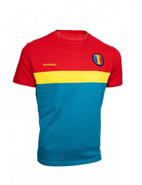 Tricou barbatesc Romania model N5