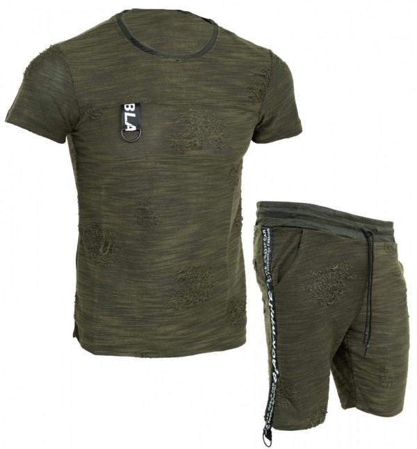 Compleu tricou + pantaloni scurti ZR93