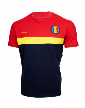 Tricou barbatesc Romania model N23