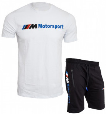 Compleu barbati tricou + pantaloni scurti TM16