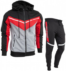 Trening barbati slim fit T82