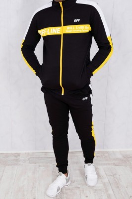 Trening bumbac slim fit M21