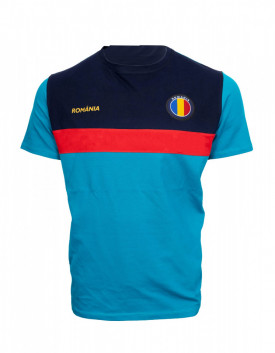 Tricou barbatesc Romania model N4