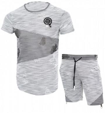 Compleu tricou + pantaloni scurti ZR97