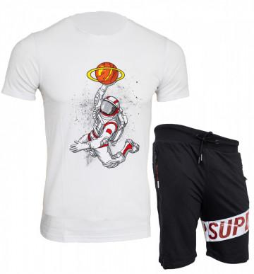 Compleu tricou + pantaloni scurti ZR90