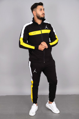 Trening bumbac slim fit M15