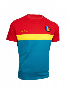 Tricou barbatesc Romania model N5