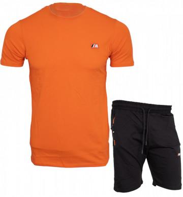 Compleu barbati tricou + pantaloni scurti TM10
