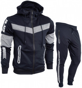 Trening barbati slim fit T84