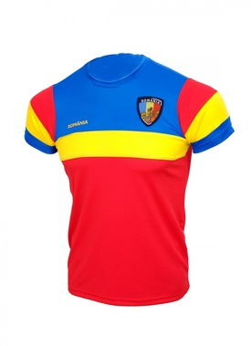 Tricou barbatesc Romania model N53