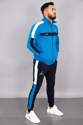 Trening bumbac slim fit M12