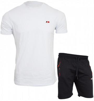 Compleu barbati tricou + pantaloni scurti TM11