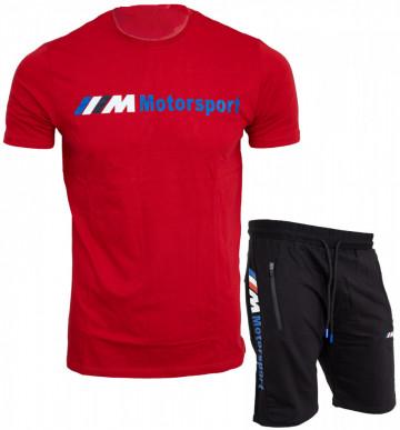 Compleu barbati tricou + pantaloni scurti TM18