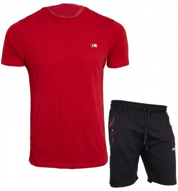 Compleu barbati tricou + pantaloni scurti TM14