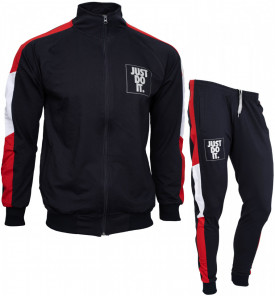Trening bumbac slim fit B26